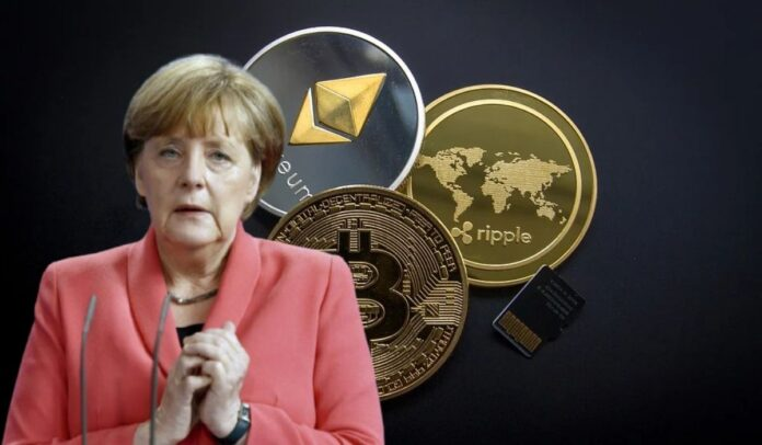Alemania comienza el camino de las criptomonedas.