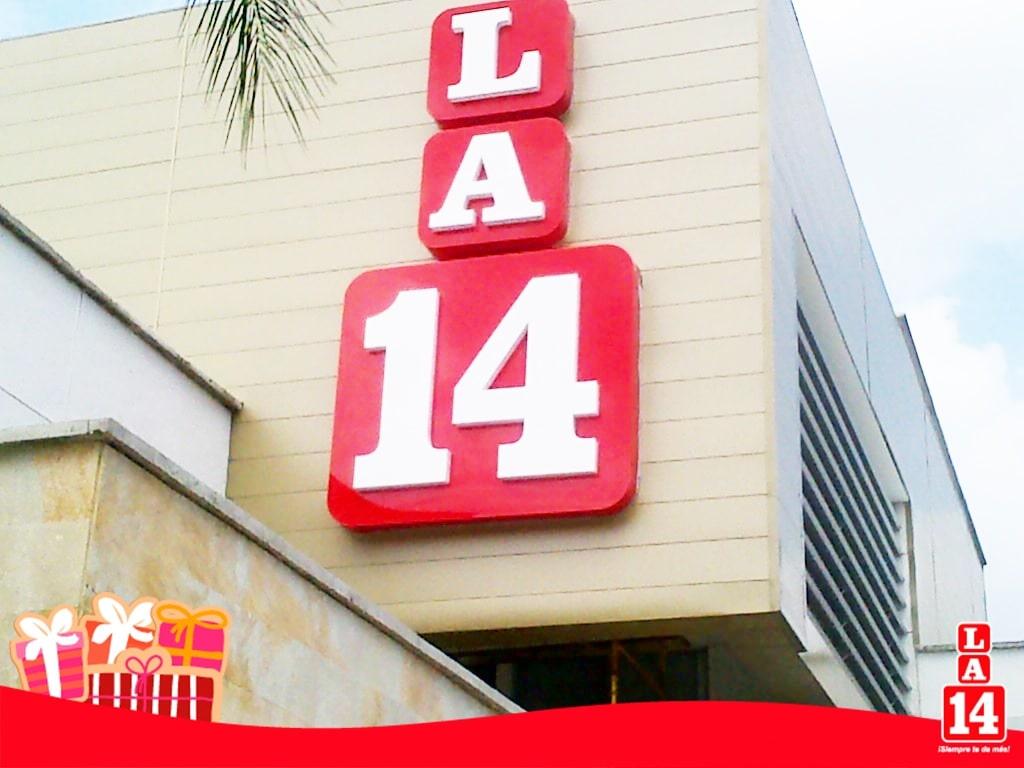 La 14, una empresa colombiana quebrada en gobierno uribista.