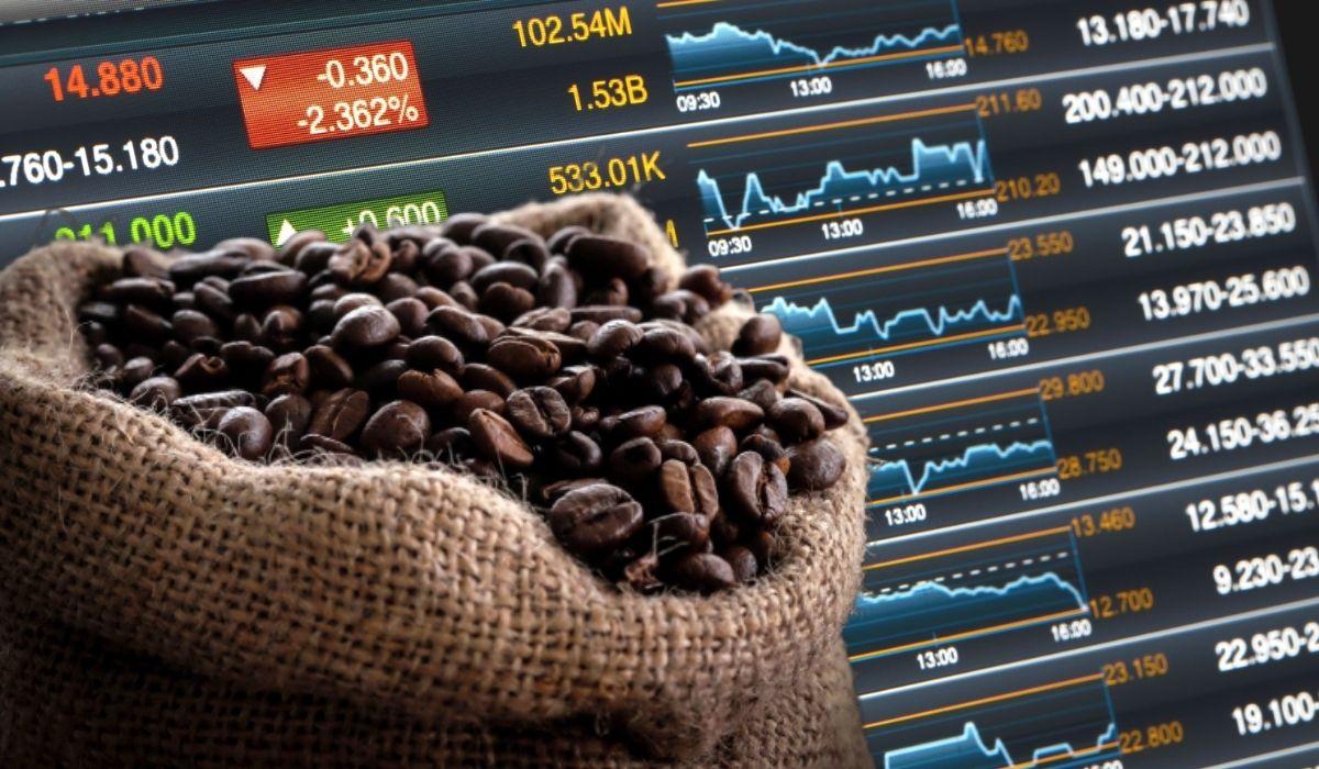 Alza en el café colombiano
