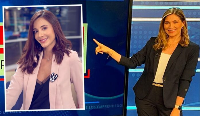 Ana Milena Gutiérrez acompaña a Alejandra Giraldo ante vacaciones de Juan Diego Alvira
