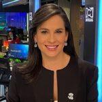 Andrea Bernal, presentadora de Noticias RCN