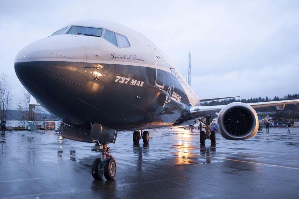 Boeing tiene ganancias después de 2 años