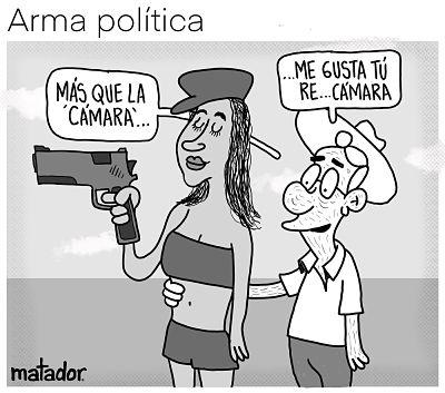 Caricatura de Matador.