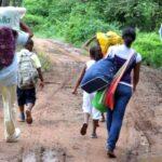 Cifras alarmantes de desplazamiento forzado en Colombia