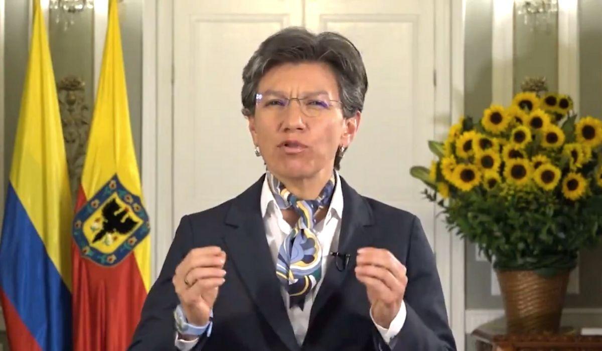 Claudia López agradece a la CIDH
