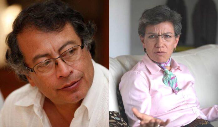 Colombia Humana en oposición a Claudia López
