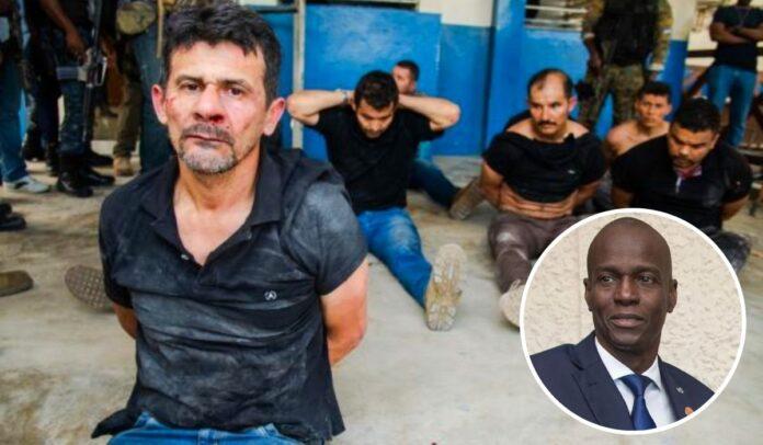 Colombianos involucrados en asesinato del presidente de Haití