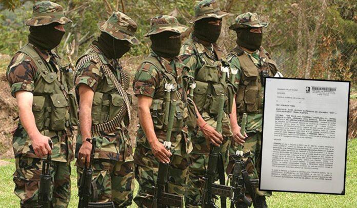 Comunidad de los Montes de María recibe amenazas de paramilitares