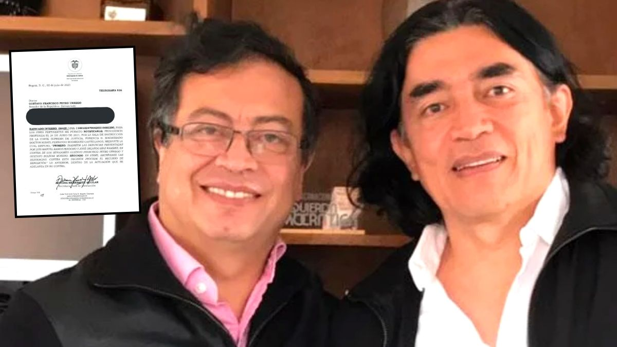Corte falla a favor de Gustavo Petro y Gustavo Bolívar