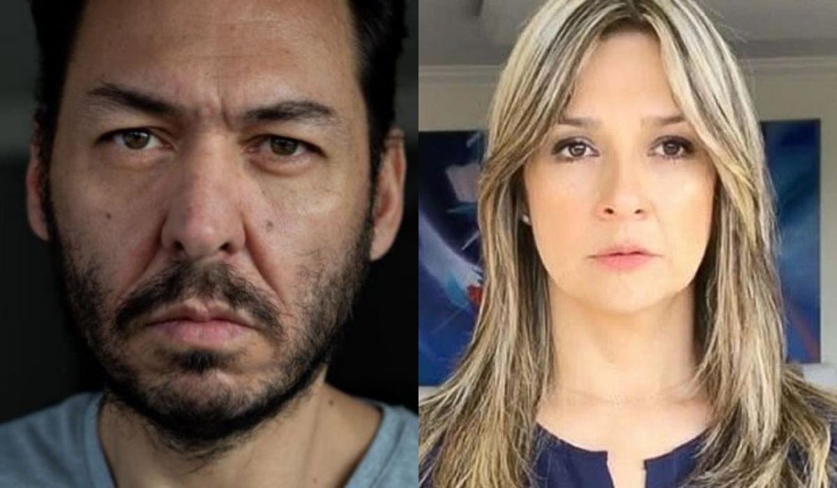 """De la boca de esta mujer solo sale basura"""": Daniel Mendoza Leal sobre Vicky  Dávila"""
