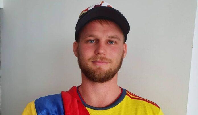 Dominic Wolf atropellado en Bucaramanga