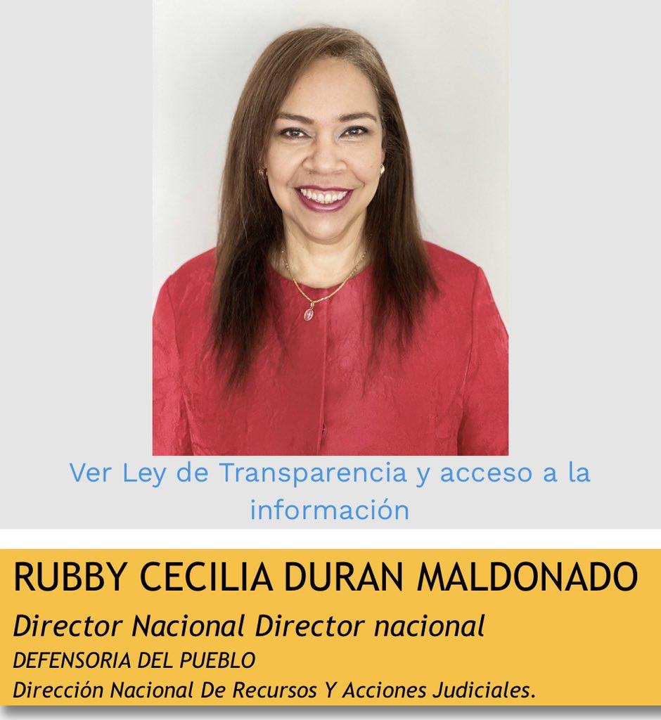 Rubby Duran, la esposa de Gabriel Jaimes recibió su recompensa.