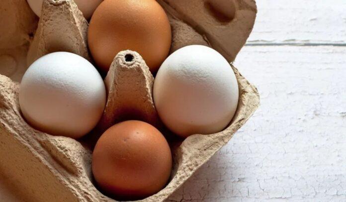 El huevo está caro