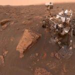 El rover Curiosity de la NASA ha estado tomando muestras de rocas y minerales en el planeta