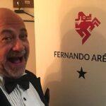 Fernando Arévalo, actor de Pedro El Escamoso