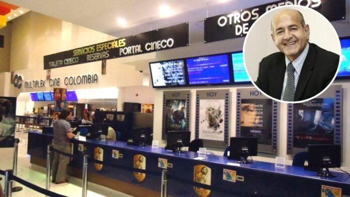Gran reapertura de Cine Colombia