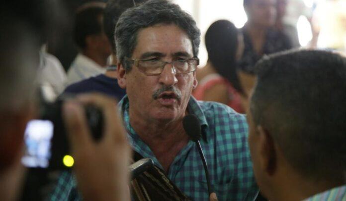Guillermo Torres, alcade de Turbaco