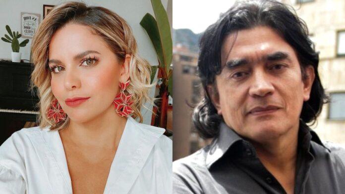 Gustavo Bolívar invita a Adriana Lucía a ser parte del Congreso
