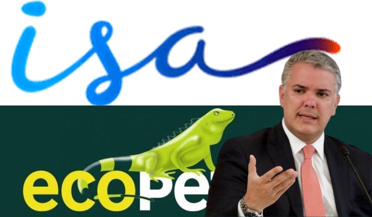 Inversionistas podrían vender sus acciones de Ecopetrol e Isa
