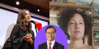 Isabel Cristina Zuleta y Susana Boreal se suman al Pacto Histórico