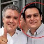 Iván Duque y Jalim de Jesús Rebaje García