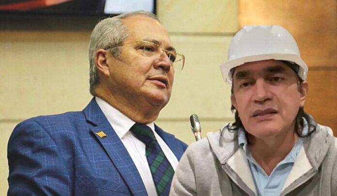 Iván Name de la Alianza Verde le quitó la segunda vicepresidencia a Gustavo Bolívar.