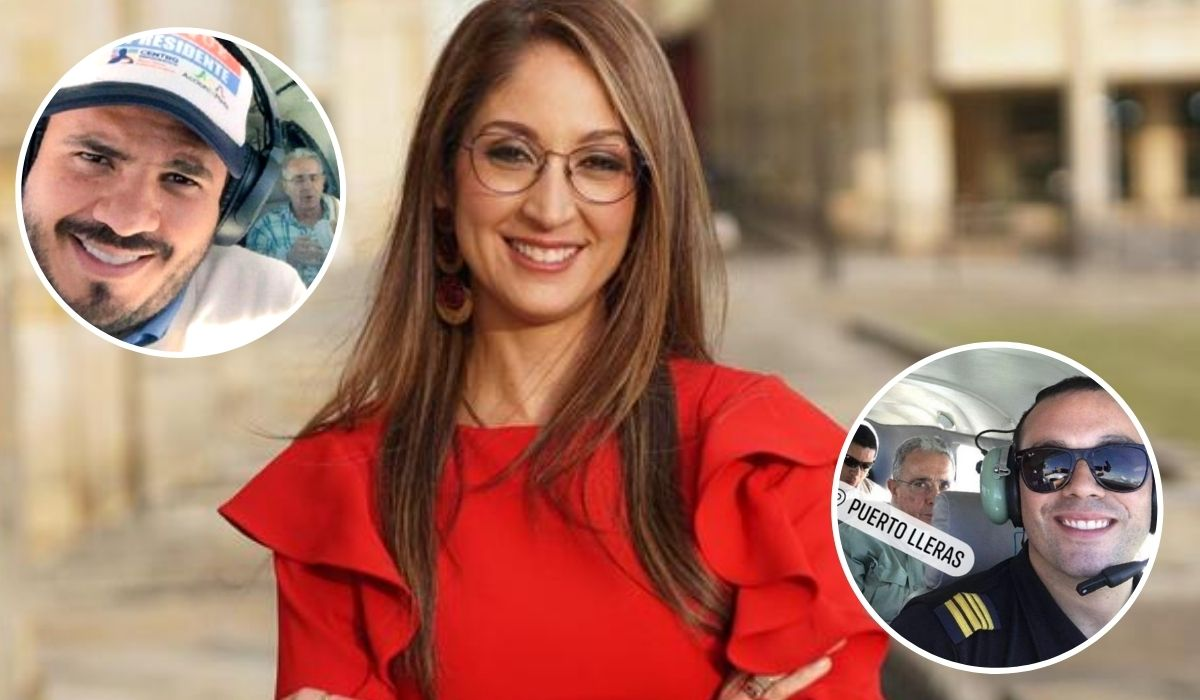 Jennifer Arias y los narcopilotos