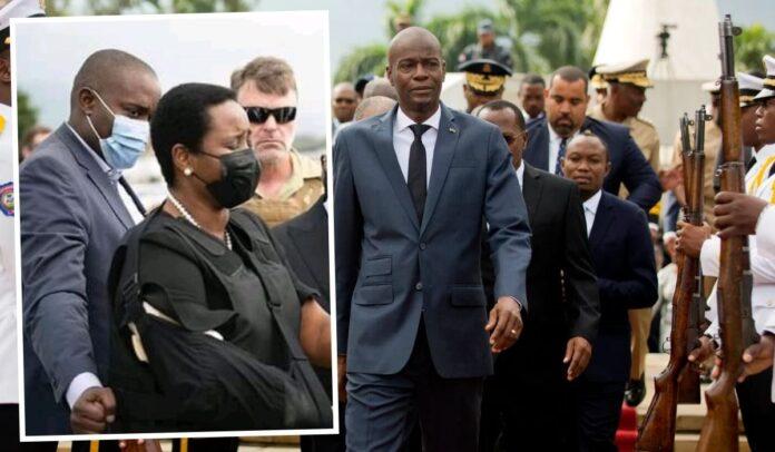 La exprimera dama de Haití quiere respuestas