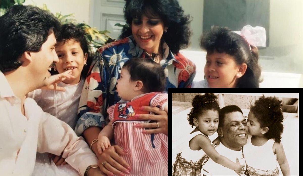 La familia de Rafael Orozco siempre agradecida con el Joe Arroyo