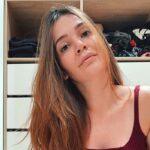 Lina Tejeiro sin tapujos muestra su cola