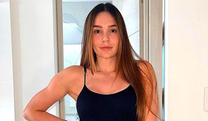 Lina Tejeiro sobre abrir una cuenta en OnlyFans