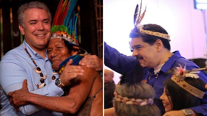 Los amigos de los indígenas