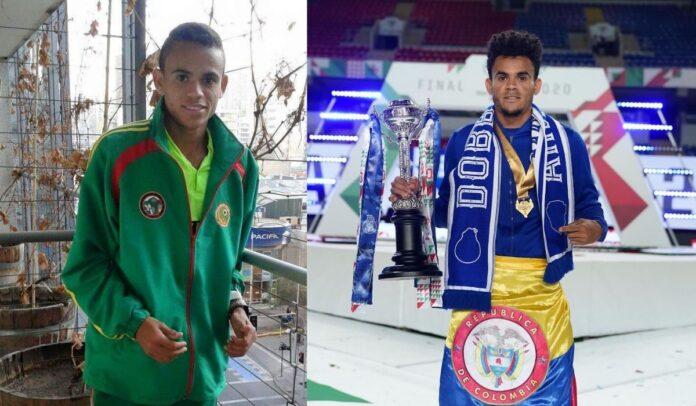 Luis Díaz, el jugador colombiano que venció a la pobreza