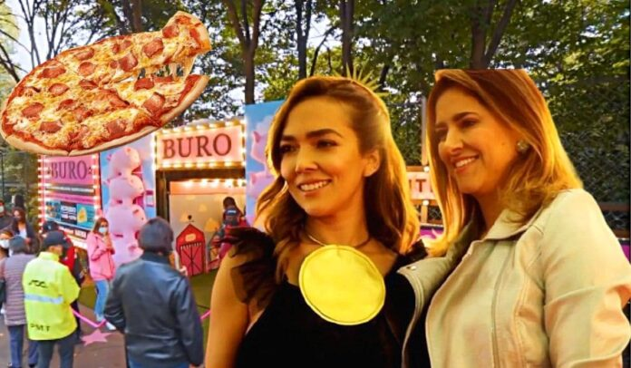María Juliana Ruiz y María Alejandra Silva