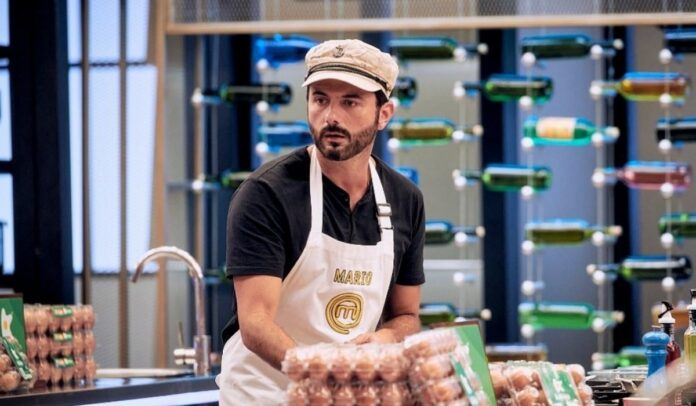 Mario Espitia sobre su participación en MasterChef
