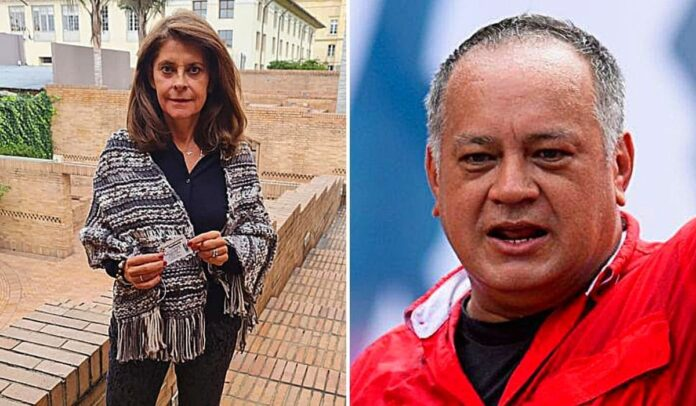 Marta Lucía Ramírez Diosdado Cabello