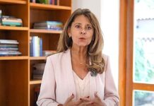 Marta Lucía Ramírez, vicecanciller de Colombia