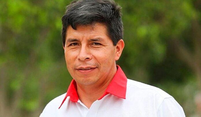 Pedro Castillo es el nuevo presidente de Perú
