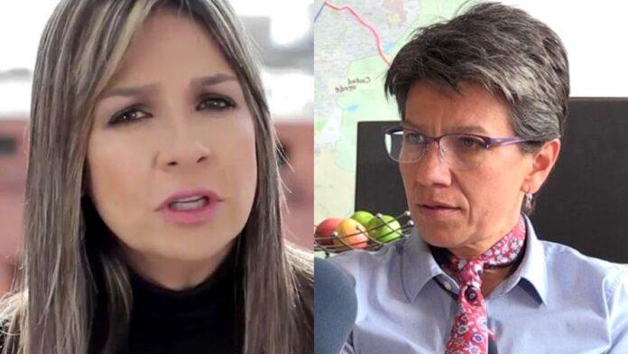 Piden rectificación de Vicky Davila y Claudia López en caso Petro