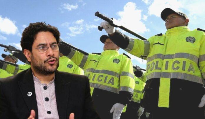 Proyectos de Iván Cepeda para reforma de la Policía