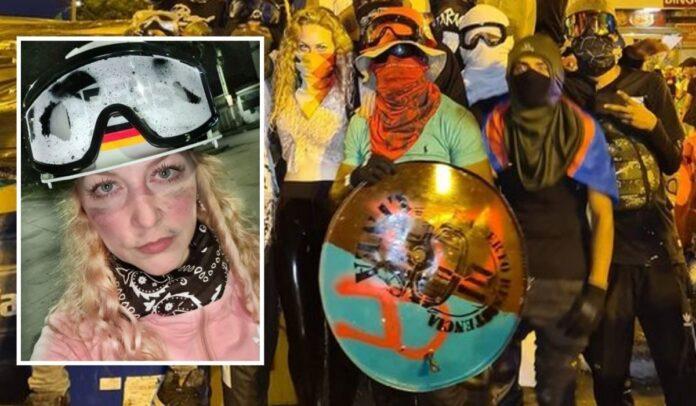 Rebecca Sprößer es expulsada de Colombia