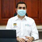Vicente Antonio Blel Scaff, gobernador en Bolívar en presuntos actos de corrupción