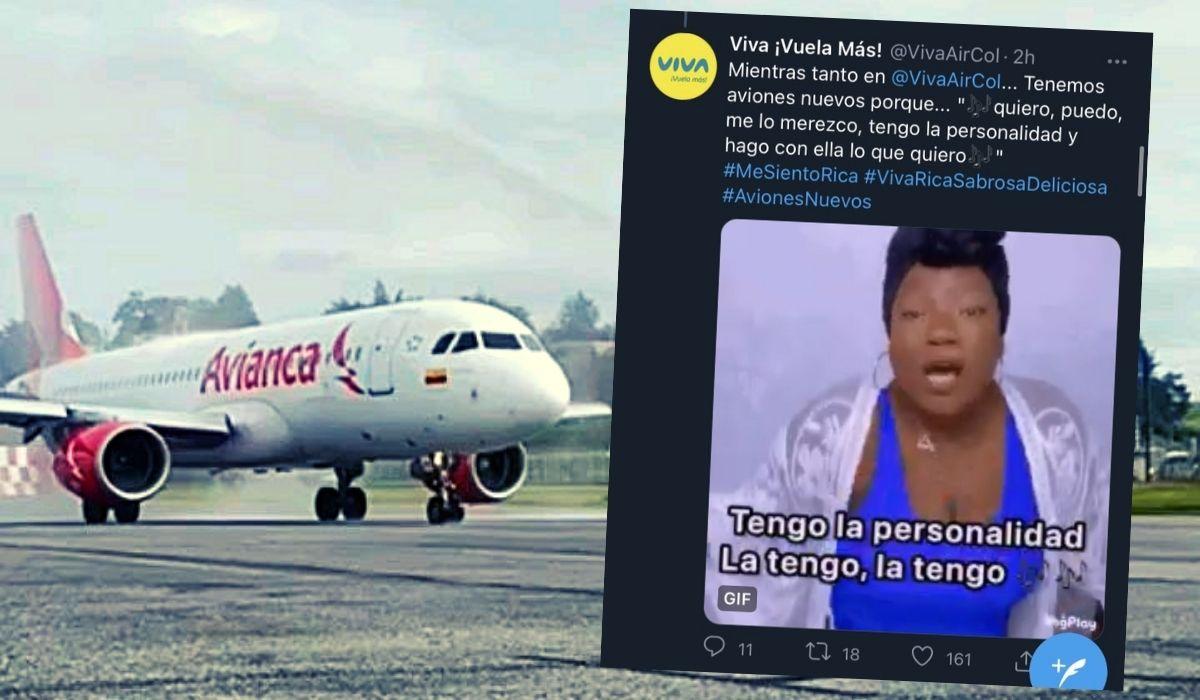 Viva se fue contra Avianca