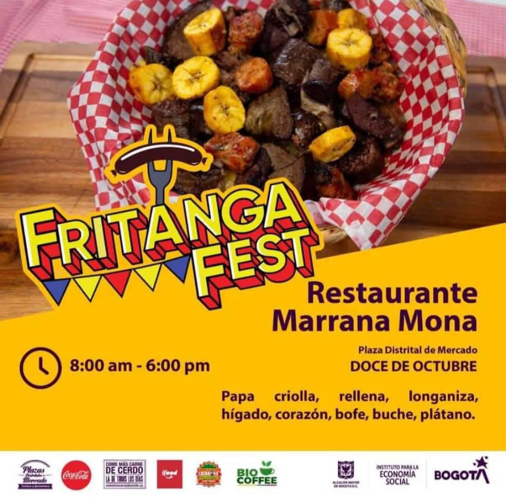 El festival gastronómico Fritanga Fest 2021, se desarrolló entre 12 de agosto al 16 de agosto.