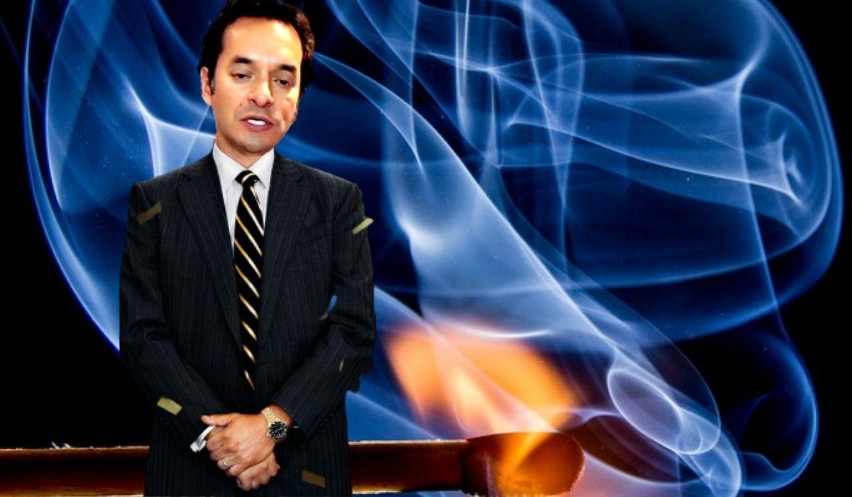 Alberto Bernal, el uribista es conocido como el vende humo de las finanzas