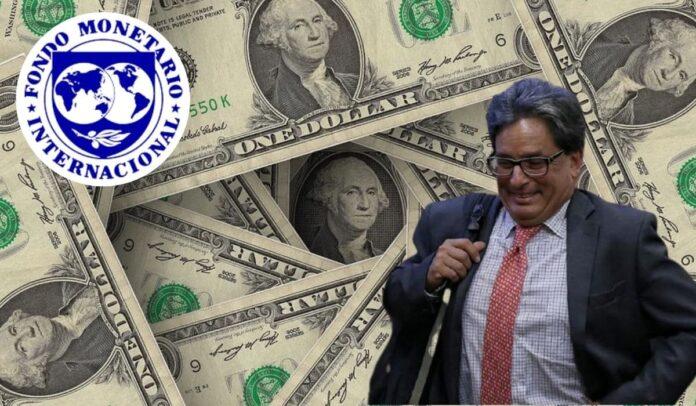 Alberto Carrasquilla será uno de los responsables de administrar el dinero del FMI que puso en Colombia