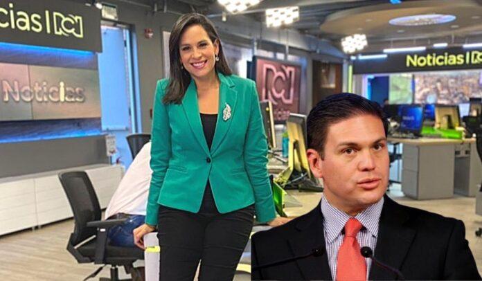 Andrea Bernal, de trabajar para el canal uribista a trabajar con el gobierno Duque