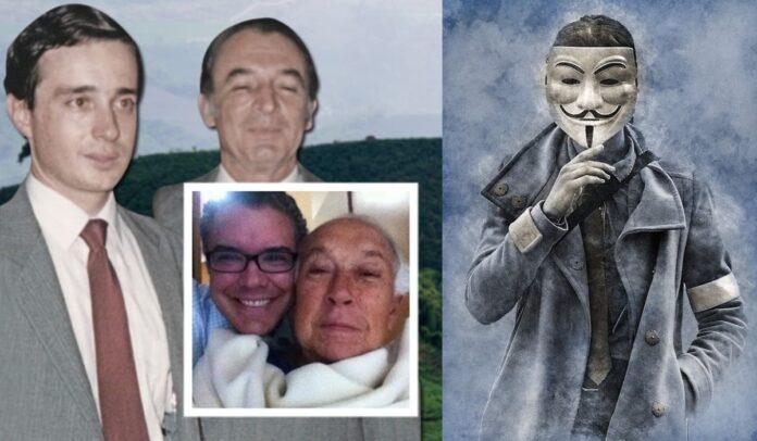 Anonymous entregó una nota sobre la relación del padre de Iván Duque con Álvaro Uribe Vélez
