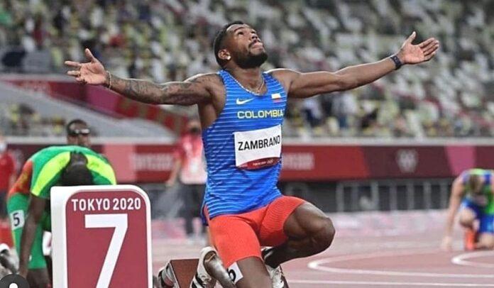 Anthony Zambrano, un medallista que salió adelante sin la ayuda del Estado
