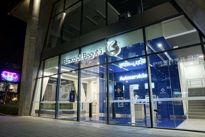 Banco de Bogotá.